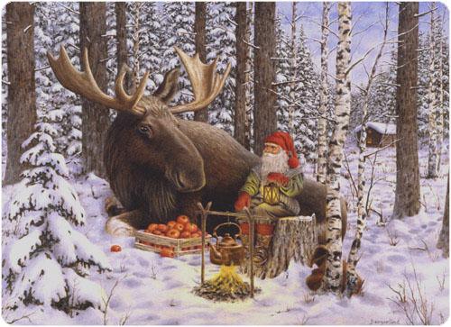 Bildresultat för gamla julbilder